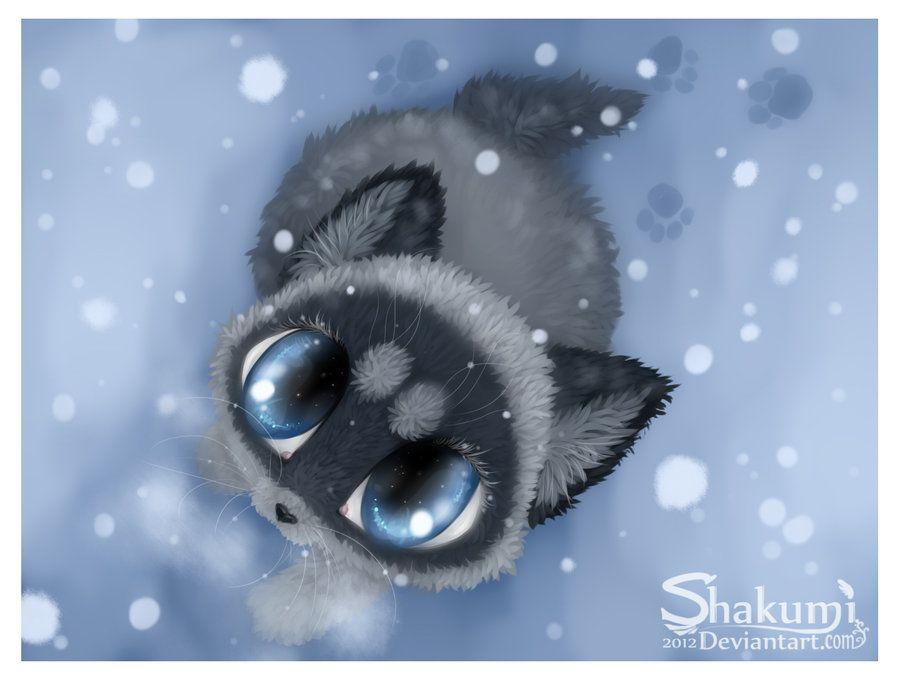 Fluffy Tish by Shakumi.deviantart.com