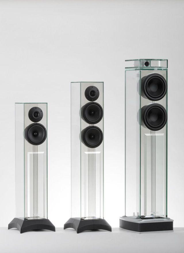 See Through Speakers Gentleman\'s Essentials | Pinterest | Speakers ...