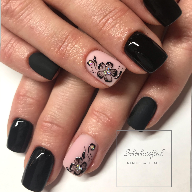 Nails vom Schönheitsfleck in 5  Schönheitsfleck, Nagelkunst