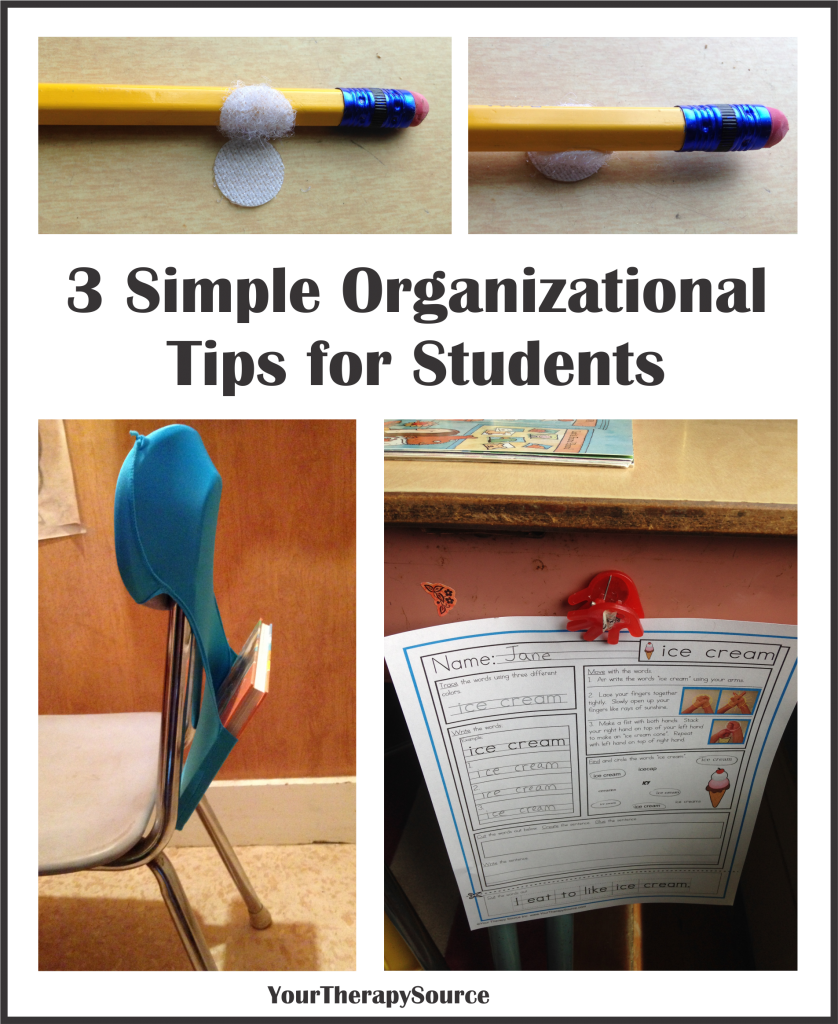 Classroom Desk Organization Ideas Pinterest: 3 Simple Organizational Tips For Students From Www