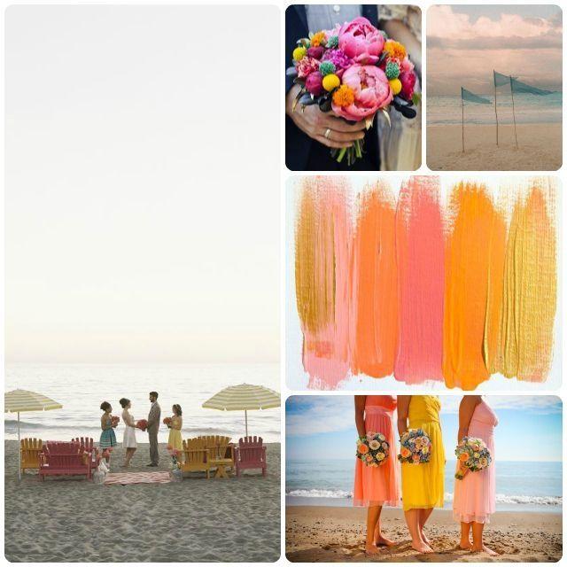 How To Throw A Modern Non Cliche Wedding At The Beach