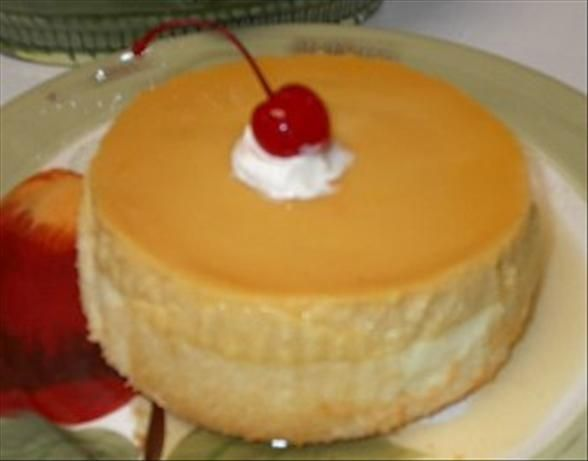 Rum Flan Cake Photo By Susie Chen