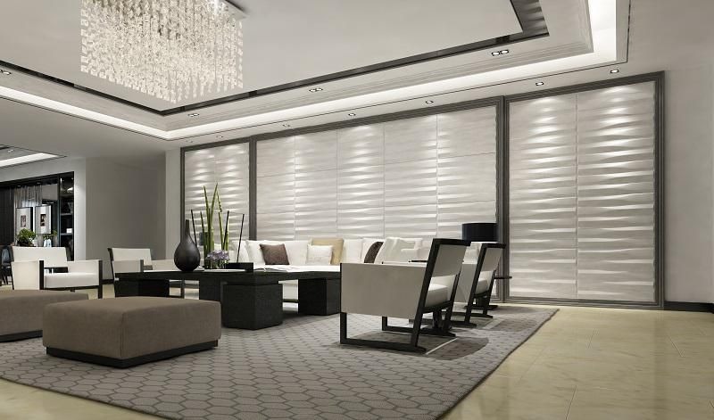 3d wall panel,3d texture wall panel,wave panel wall board,GRATTO ...