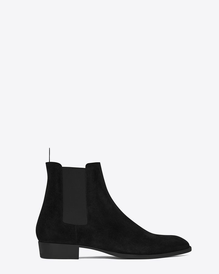 Saint Laurent Boots Discover The Selection And Shop