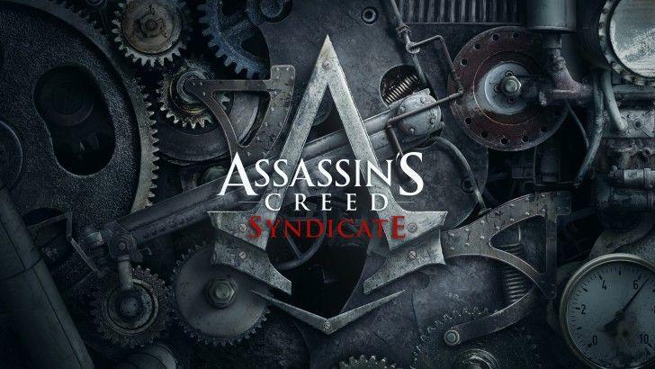 Download Assassins Creed Syndicate 4k Logo Wallpaper 3840x2160 Assassins Creed Assassinas Morte