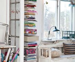 A House Full of Findings from Flea Markets | Miss Design
