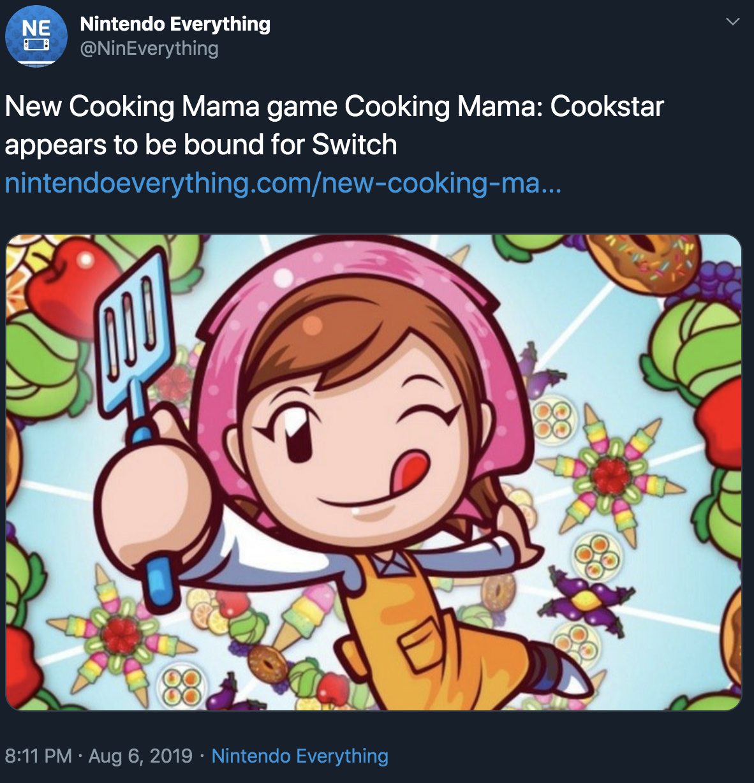 Haisute: EVERYONE SHUT UP ABOUT POKEMON SWSH ITS COOKING MAMA TIME - #cooking #EVERYONE #haisute: #it's #pokemon