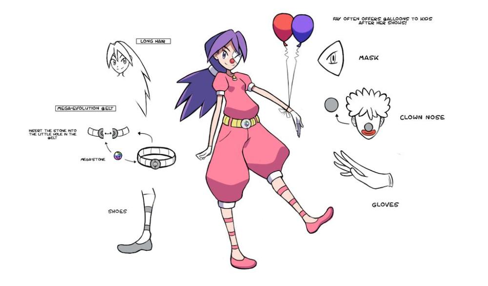 Elite 1 Fay Fairy Type By Aliodadraws On Deviantart Fairy Type Gym Leaders Pixel Animation
