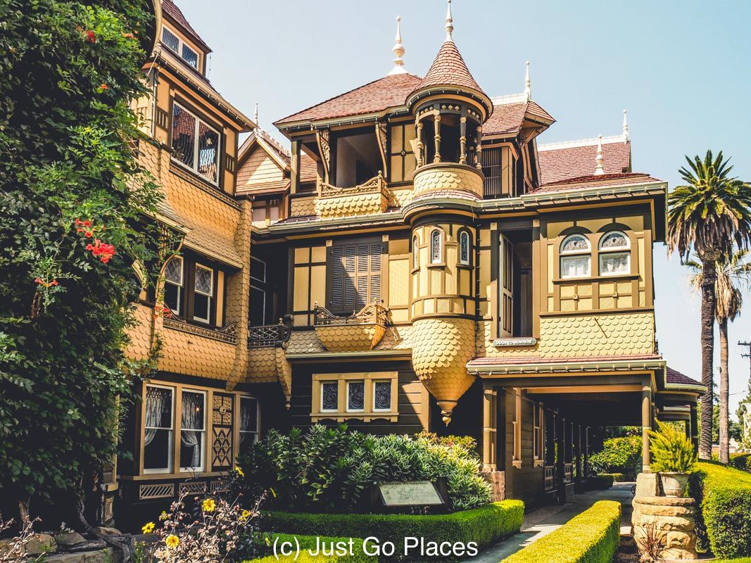 Winchester House Visicom Yahoo Image Search Results Winchester Mystery House Winchester House Winchester