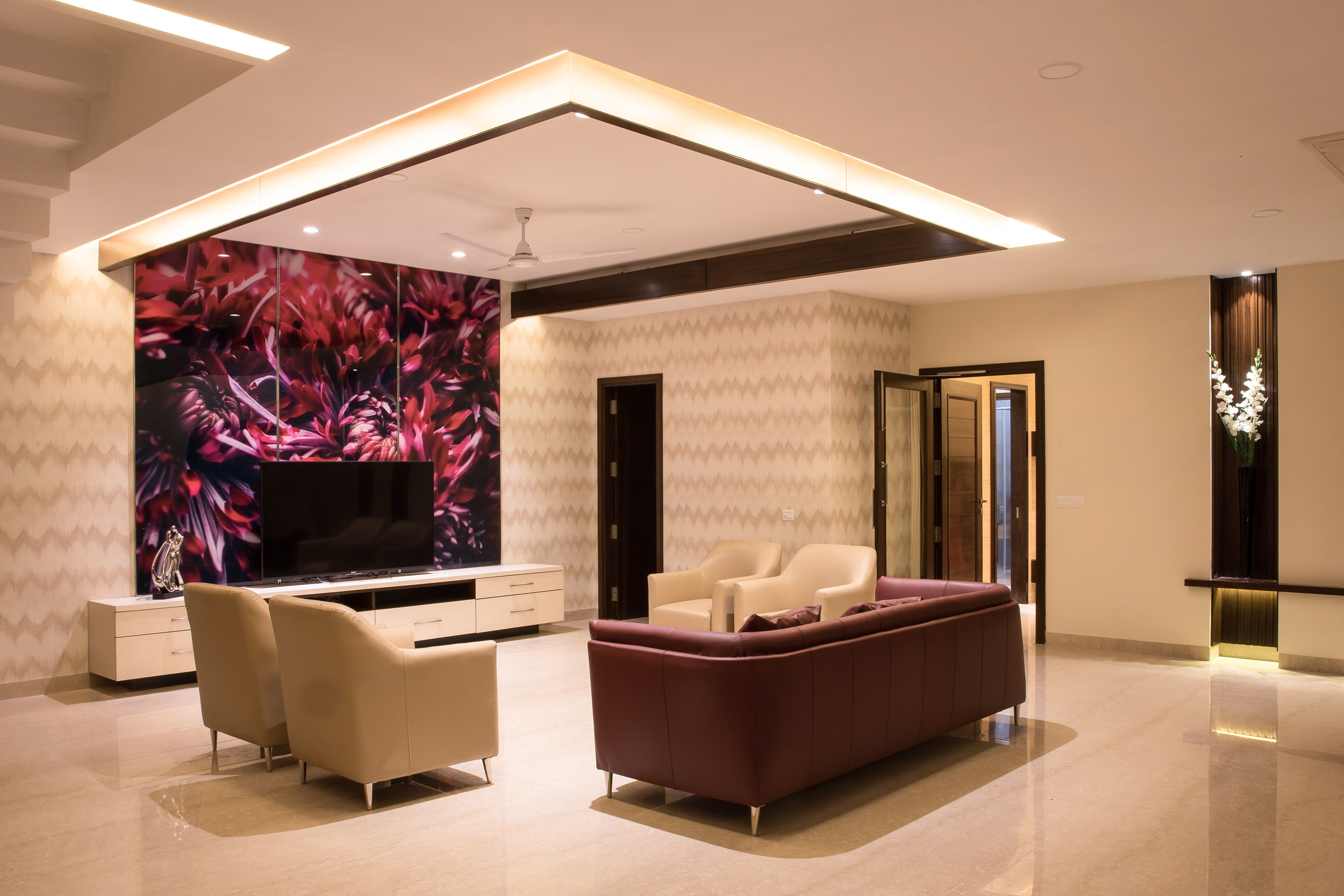 Residence Designed For Client In Ludhiana India House Front