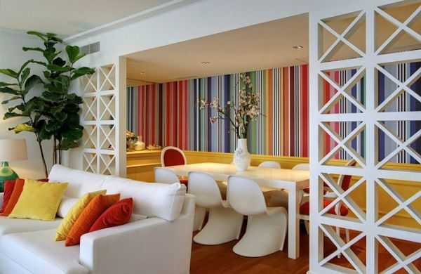 Colorful Interior Design By Maria Barros Colorful Interior