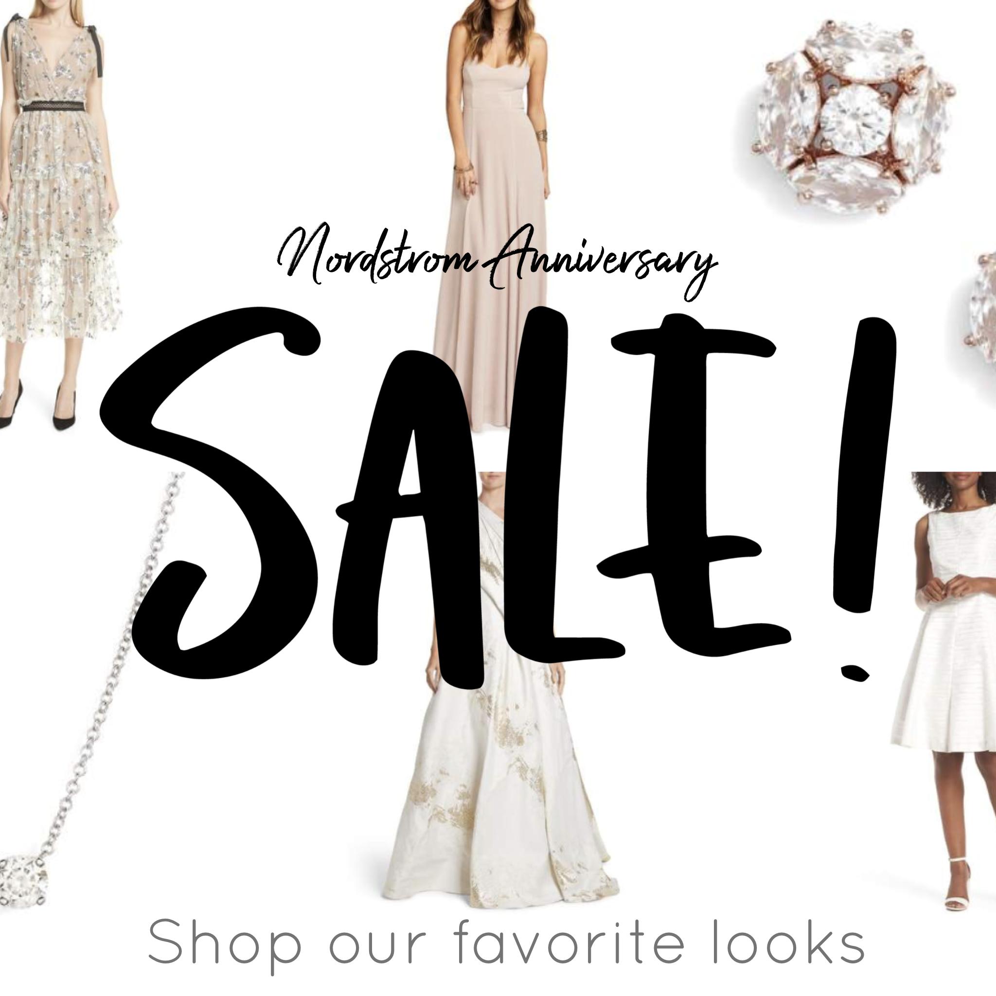 Mother of the bride wedding dresses nordstrom  The Best Wedding Deals from the Nordstrom Anniversary Sale
