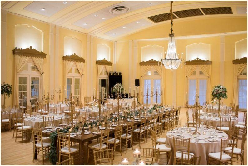 Lafayette Club Wedding Reception Minnesota
