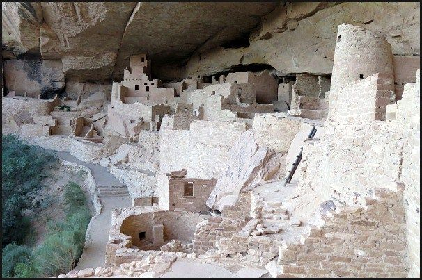 Twilight Tour of Cliff Palace, Mesa Verde National Park - Ancestral Pueblo Indian Village