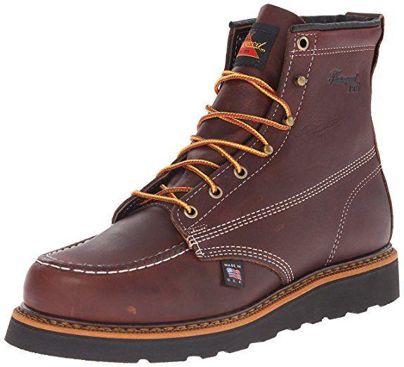 Amazon.com | Thorogood Men's 814-4200 American Heritage 6