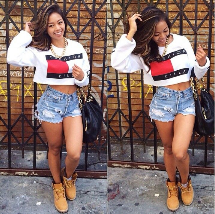 437514d625f Timbs and shorts
