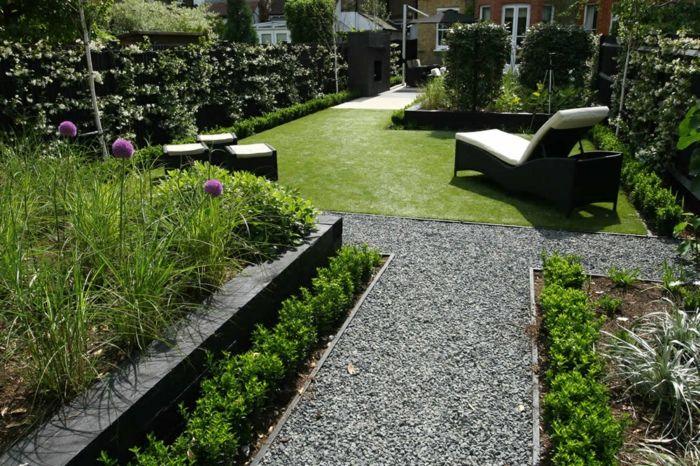 Gartengestaltung beispiel tipps und bilder  Gartengestaltung Beispiele - 24 tolle Tipps für den Garten! | Kleine ...