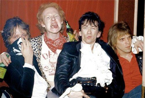 DEAD BOYS - 1977  Punk Rock Magazine