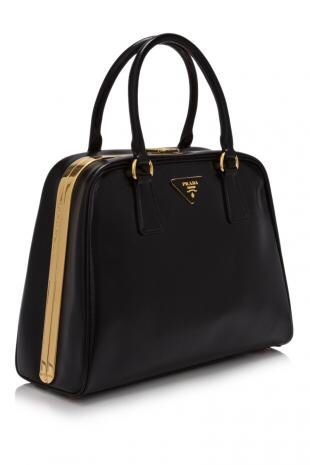 """""""Sophie how do you compare a proposal from a Wall Street tycoon, to a Prada bag?""""  """"Quite simple, when you buy a Prada bag, atleast you know what your getting!"""""""