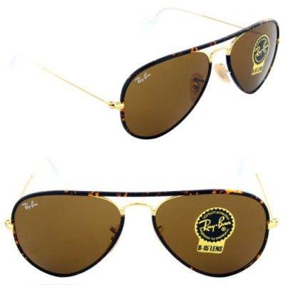 Óculos Ray-Ban 3025JM 001 Tortoise 3025JM Aviator Full Colour Aviator  Sunglasses Lens  Óculos  Ray-Ban a772641861
