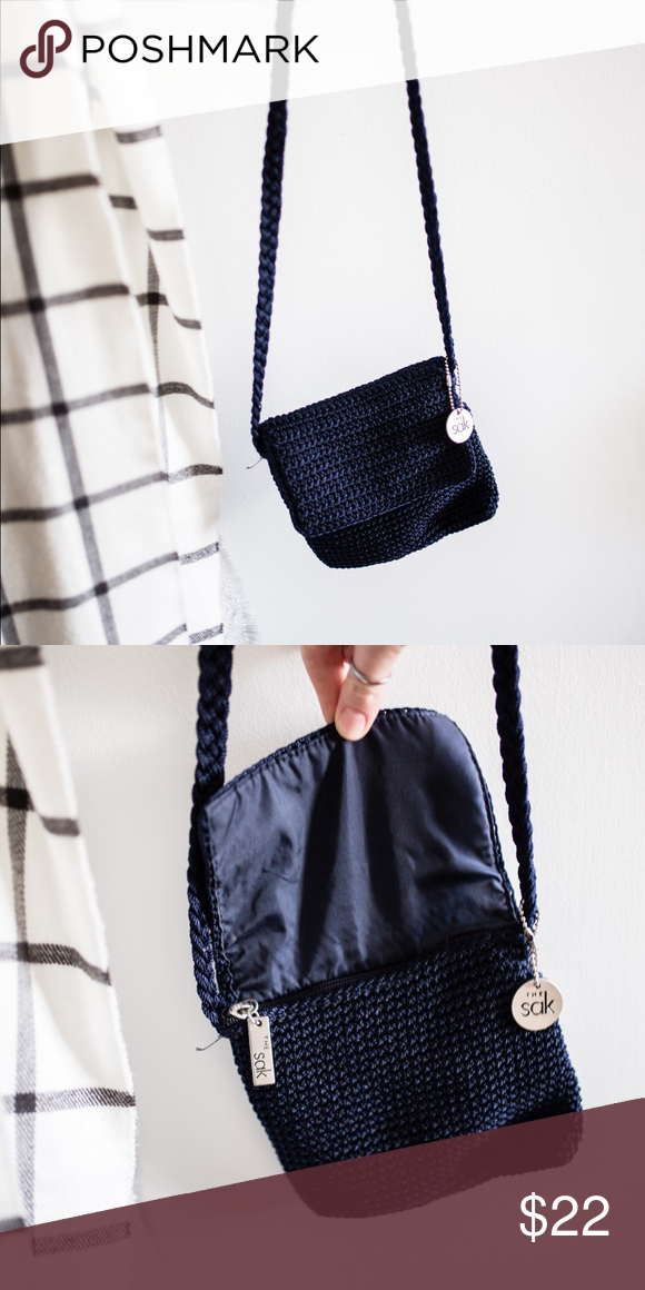 The Sak Crossbody Navy Blue Bag In 2018 My Posh Picks