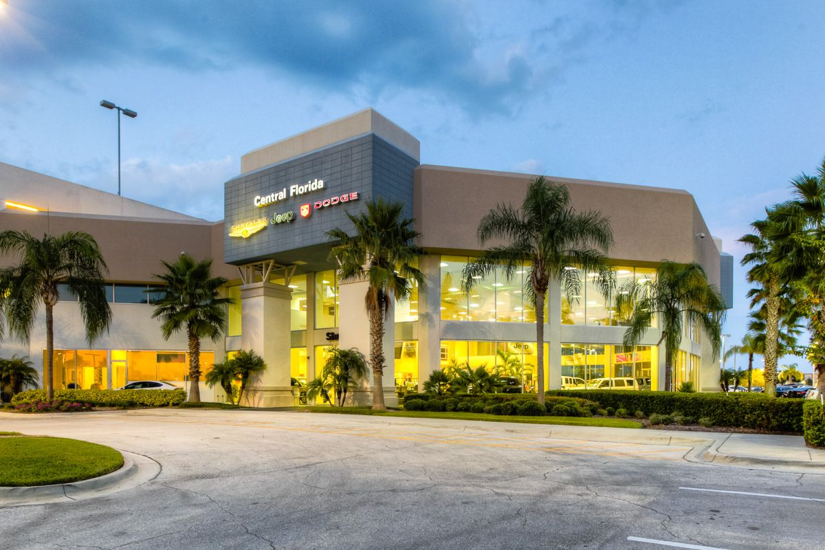 At Central Florida Chrysler Jeep Dodge We Re Open Until 9 Pm For