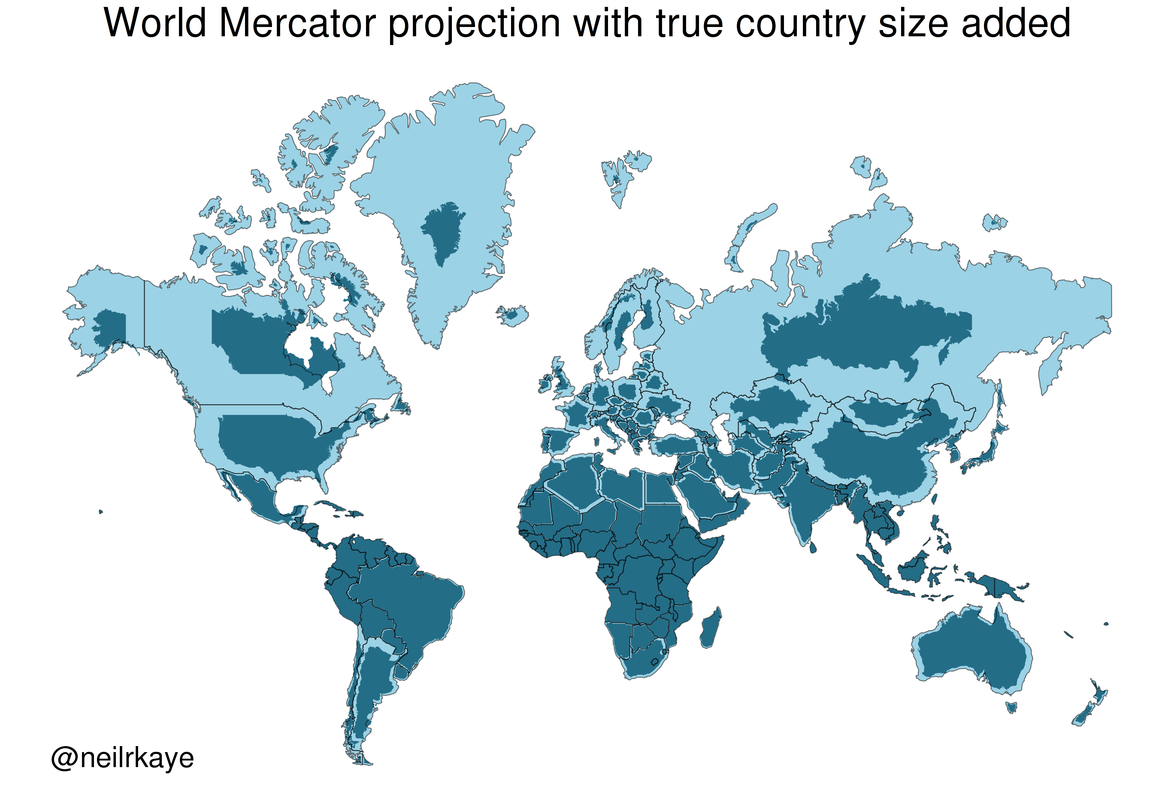 How different map projection distort the globe | Map ... on topographic map, mappa mundi, thematic map,