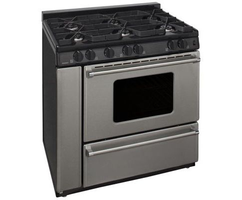 Choosing A Gas Range