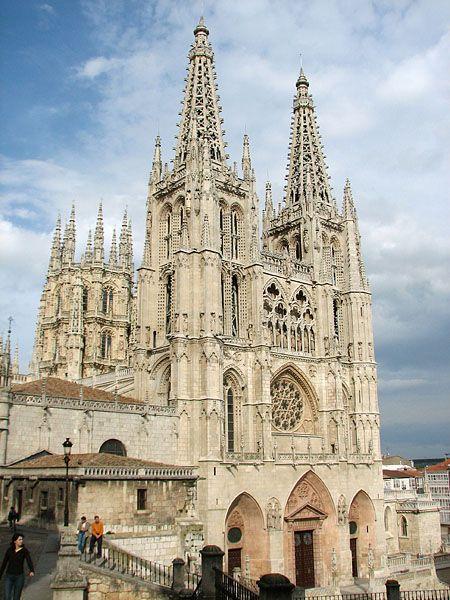 Burgos Cathedral, Province of Burgos, Autonomous Community of Castile-Leon, Spain. Inscription in 1984. Criteria: (ii)(iv)(vi)