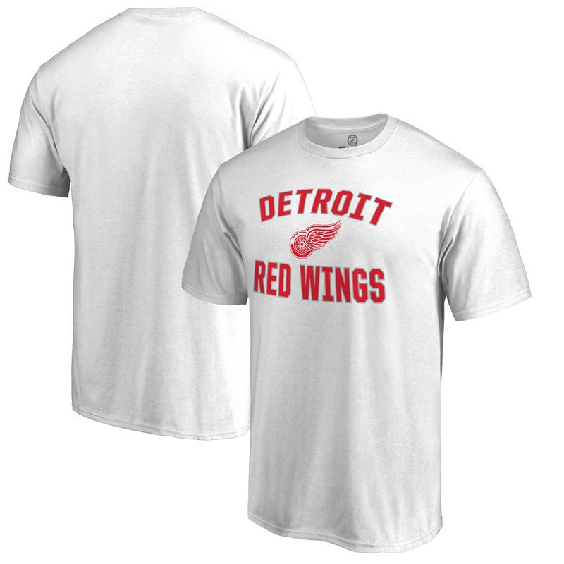 quite nice b6bb8 825a6 Detroit Red Wings Fanatics Branded Big & Tall Victory Arch T ...
