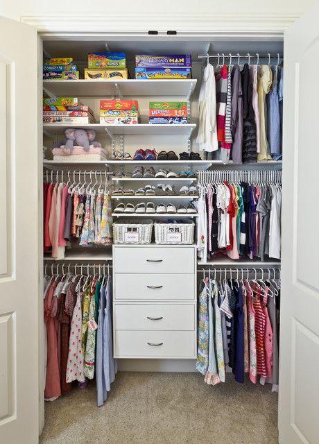 20 Amazing Closet Design Ideas Kids Closet Organization Childrens Closet Closet Designs