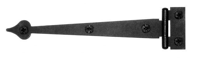 """1.75"""" H × 6.5"""" W Surface Mount Single Door Hinge"""
