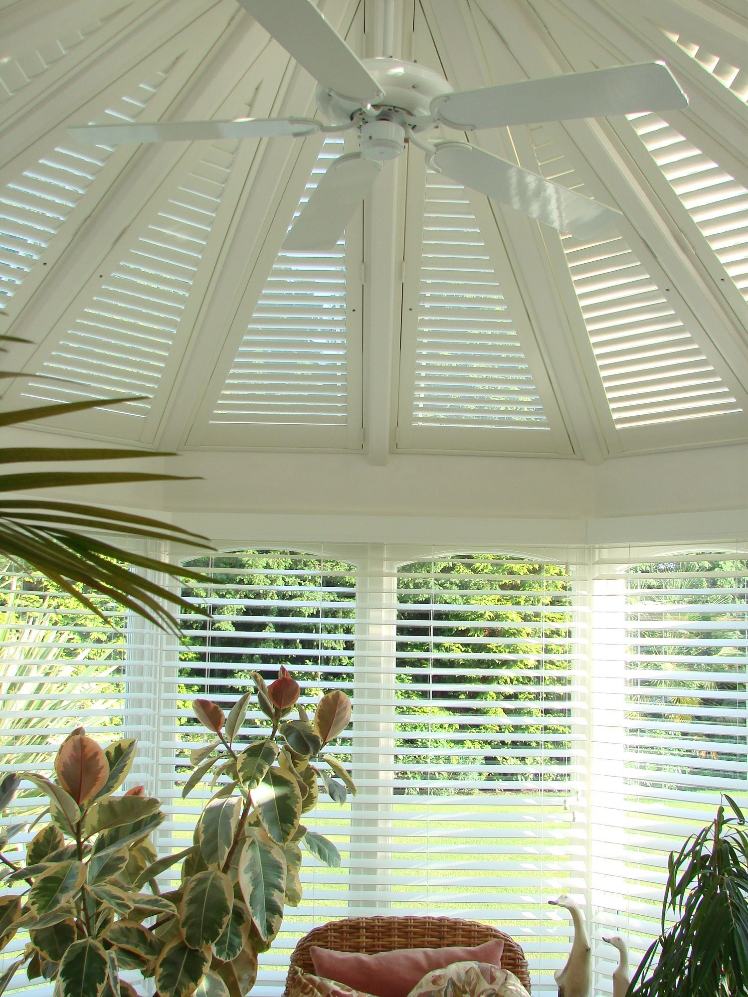 Apollo Conservatory Roof Blinds Sunroom 4 Seasons In
