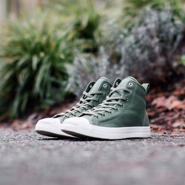 f967a35b3d2b Converse x Hancock Water Resistant Mid Snicker Shoes