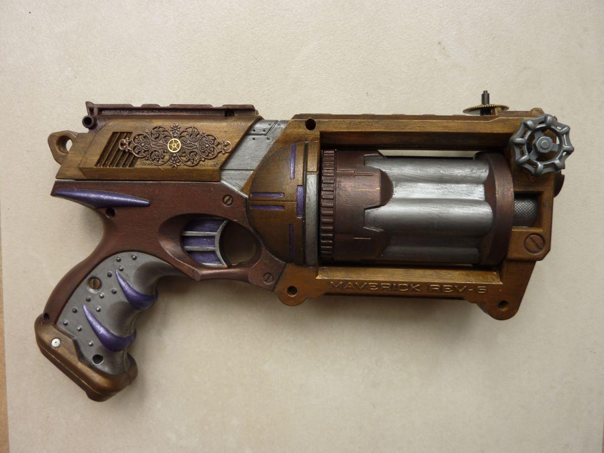 Steampunk Guns Steampunk