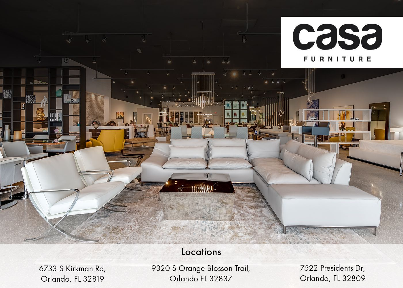 Looking For Modern Furniture Your Home We Deliver To All Central Florida Casafurniture Casamodernfurniture Modernfurniture Orlando