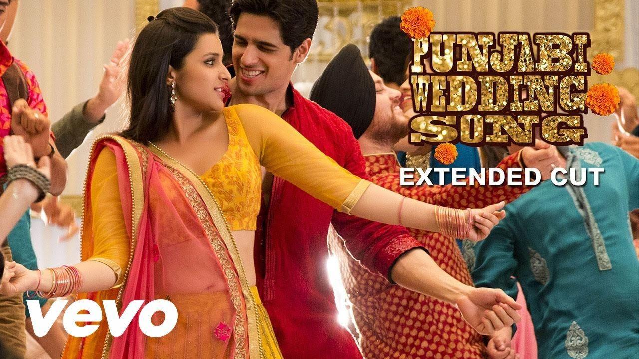 Punjabi Wedding Song Video