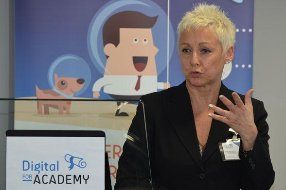 Patrizia Berto (Vice President e Amministratore Delegato Italia - La-ser Analytica) #D4Amalattierare #D4A