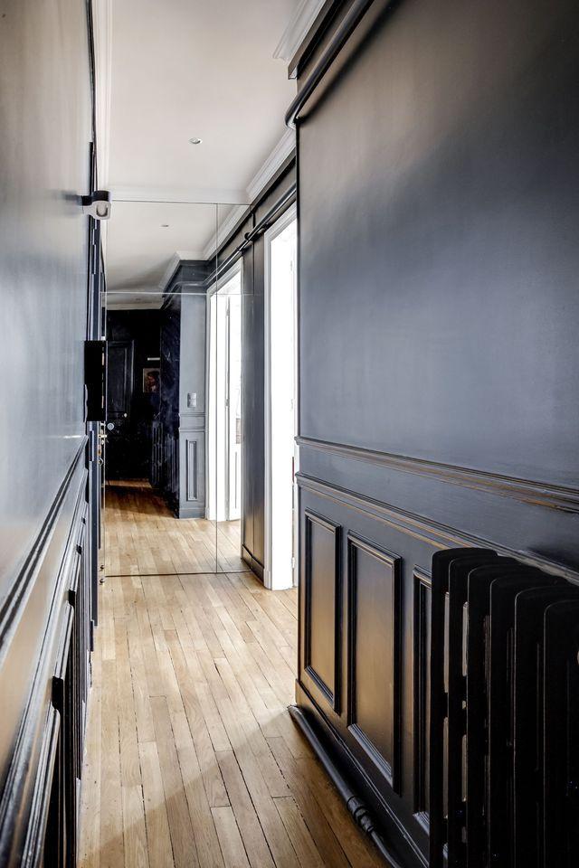 Emejing Couleur Mur Couloir Gallery - Joshkrajcik.us - joshkrajcik.us