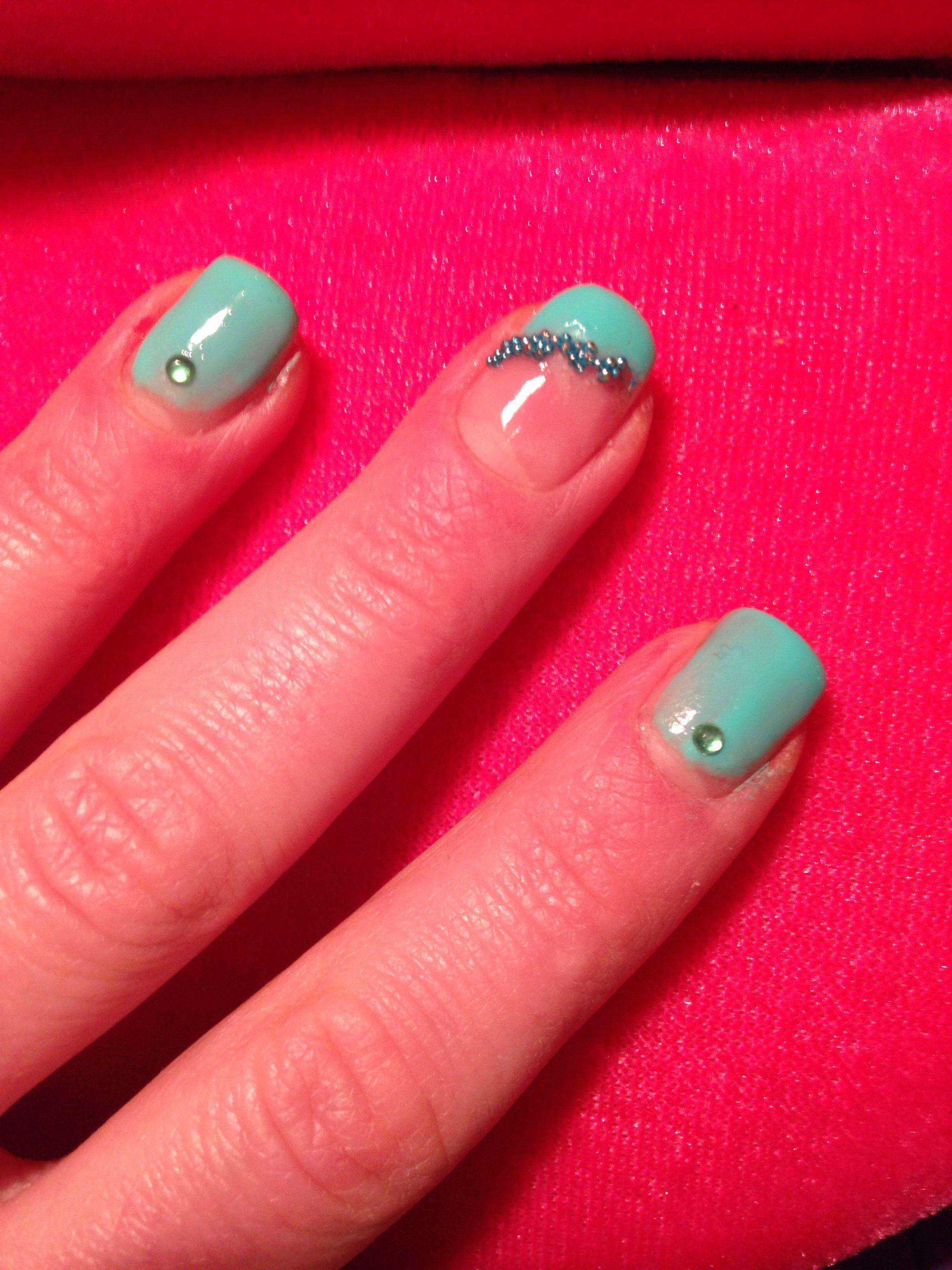 Green Tiffany