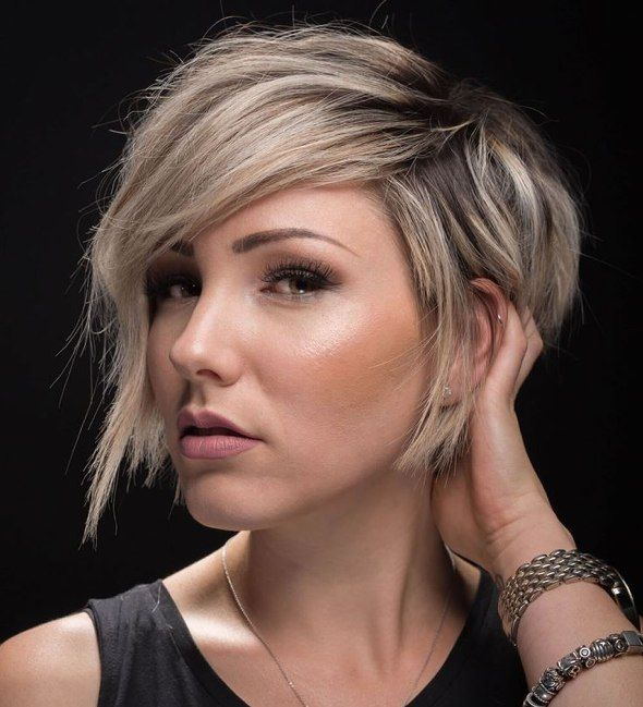Hairstyle Undercut Short Bob Hairstyles And Haircuts For 2018 2019