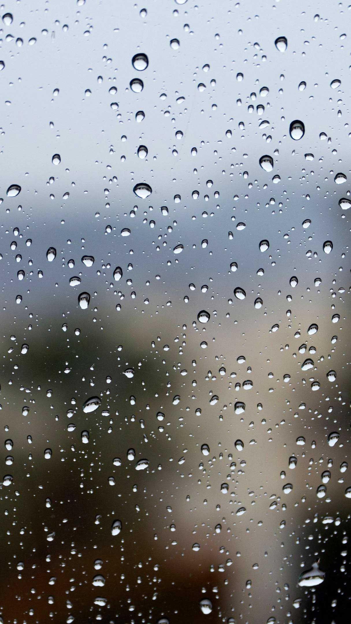 Drops Glass Rain Iphone Wallpapers Hd Rain Wallpapers Iphone Wallpaper Rainy Wallpaper