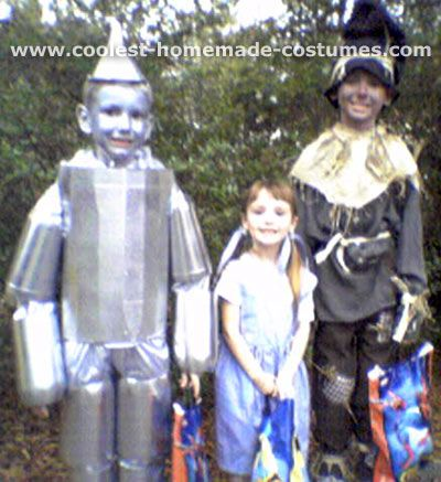 Coolest Homemade Wizard of Oz Costume Ideas for Halloween ...