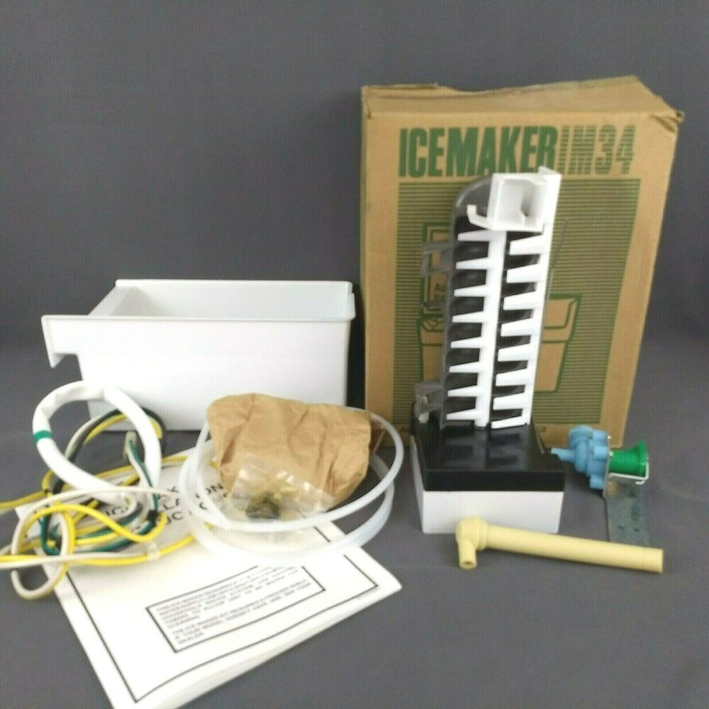 IM34 Frigidaire Ice Maker Kit Genuine OEM IM34