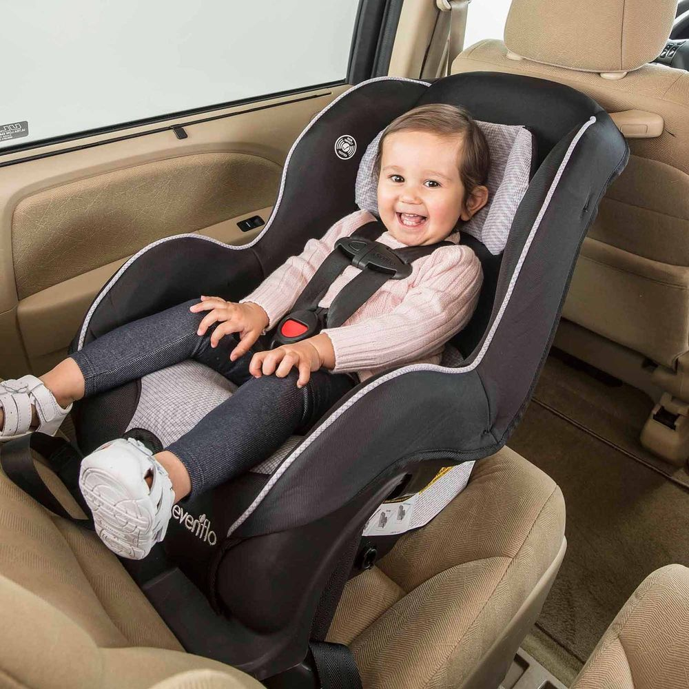 Convertible Car Seat 5 40 Lbs Compact Size Kids Baby Toddler Safety Chair Seats