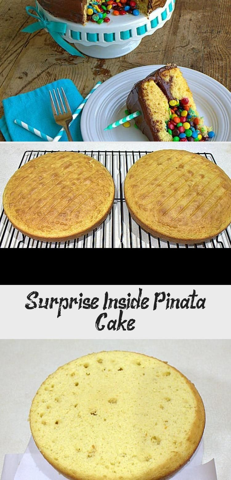Photo of Überraschung im Pinata-Kuchen – Kuchen – Überraschung im Pinata-Kuchen, Schrit…