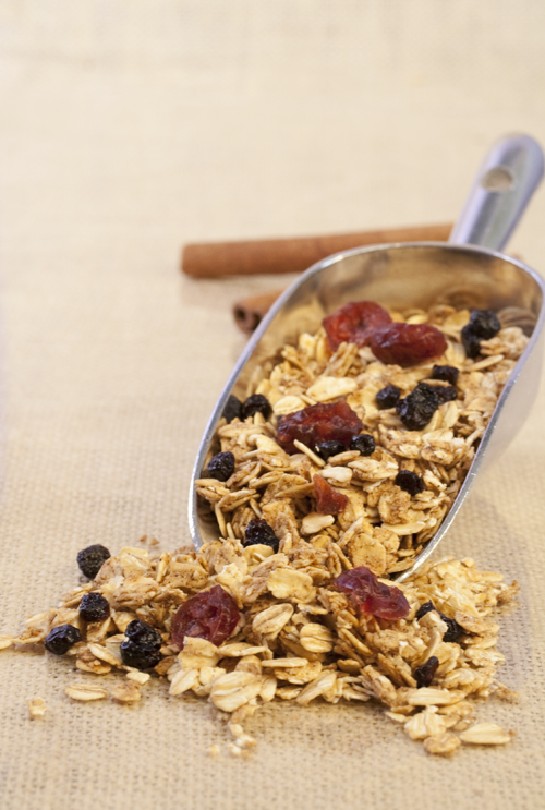 When i set out to make my own granola cereal i wanted something i homemade granola cereal my vegan cookbook vegan baking cooking recipes tips ccuart Image collections