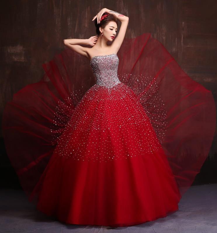 فساتين منفوشة قصيرة وناعمة فخمة جدا 2017 فساتين منفوشة 2017 فساتين منفوشة قصيرة 2017 Vintage Style Prom Dresses Princess Ball Gowns Gowns