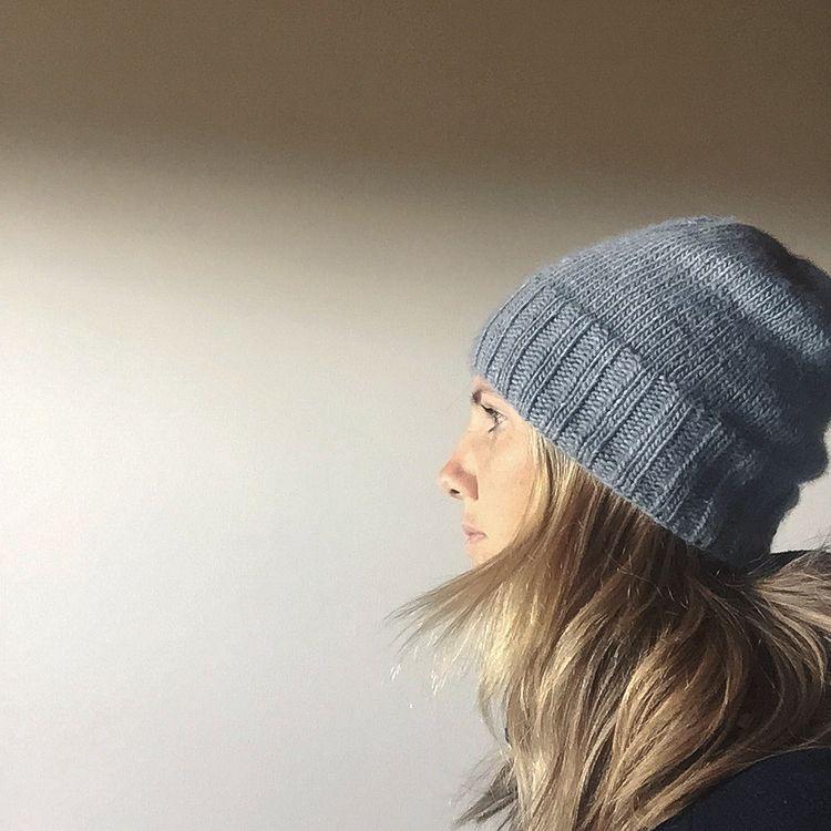 Simple Hat Pattern | Gorros, Labores y Otoño invierno