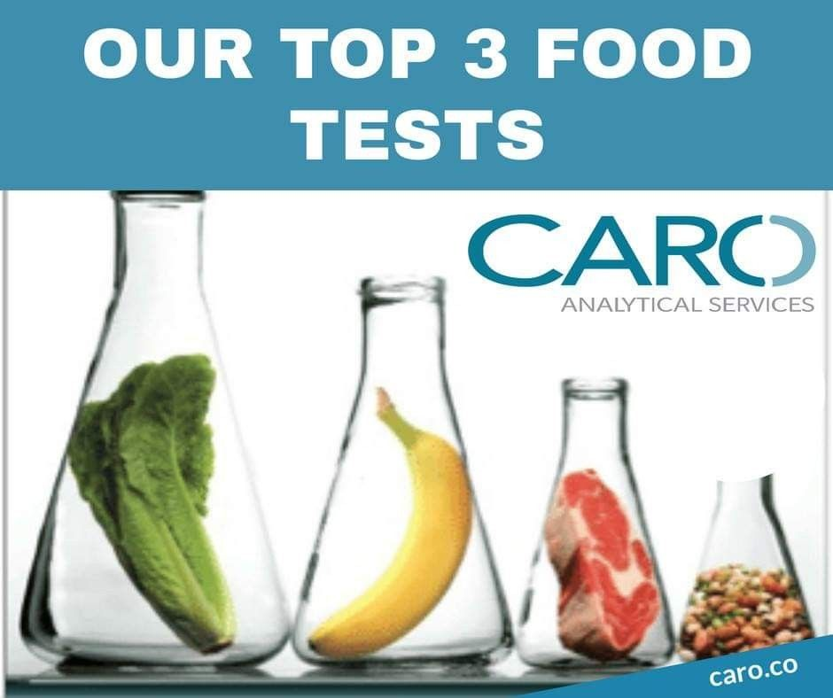 Ph And Water Activity In Food Tests For Shelf Life Stability